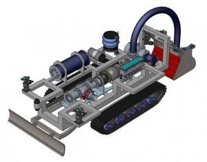 Subsea Mining ROV