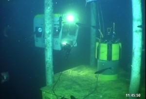 ROV subsea