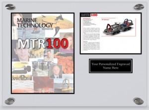 MTR100 Award