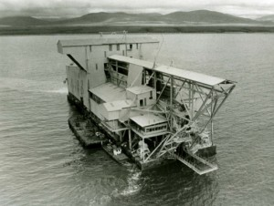 Bucket Ladder Dredge