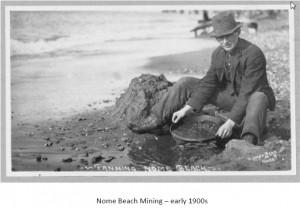 Beach Gold Mining