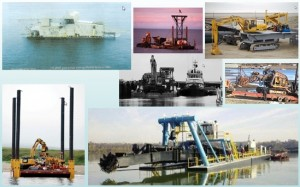 Sub-sea mining equipment