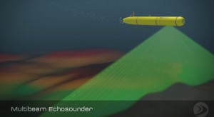 Multibeam Echosounder from Bluefin 21