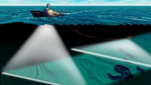 Conventional Surface vessel survey